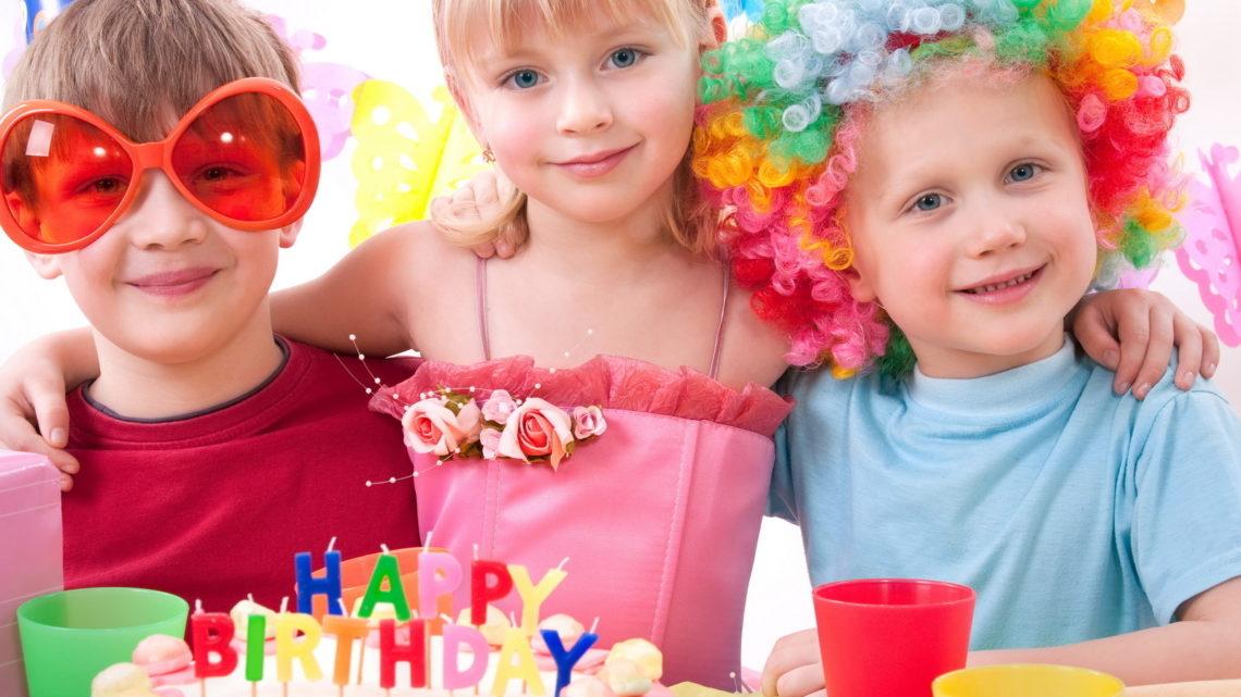 Устроить день рождение ребенка в частном доме